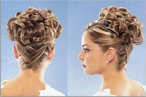 Wedding Updos For Long Hair With Veil Throughout Wedding Updos For Long Hair With Veil (View 5 of 15)
