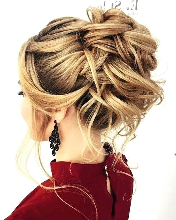Wedding Updos Long Hair Long Bridesmaid Hair Bridal Hairstyles For Pertaining To Wedding Updos For Long Hair Bridesmaids (View 10 of 15)
