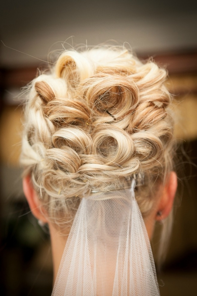 Wedding Veils And Hair Styles | Wedding Hair And Make Up Artist Surrey With Regard To Wedding Hairstyles With Veil Underneath (View 15 of 15)