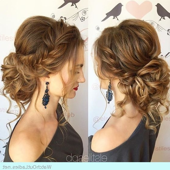 Whether You Looking For An Updo To Attend A Wedding Or Any Other For Wedding Event Hairstyles (View 2 of 15)