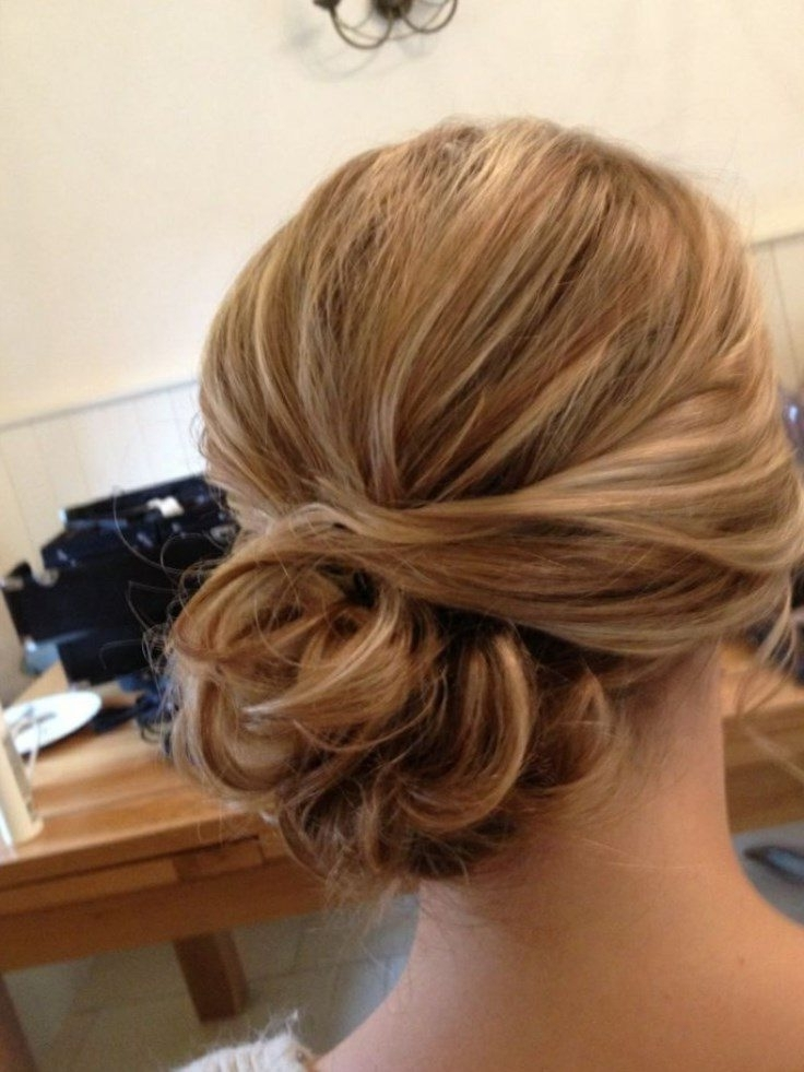 Your Guide To The Best Hairstyles – New Ideas For 2018 With Side Bun Wedding Hairstyles (View 15 of 15)