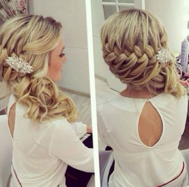 Your Guide To The Best Hairstyles – New Ideas For 2018 With Wedding Braids Hairstyles (View 15 of 15)