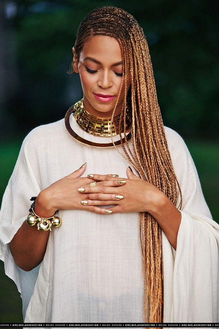 Featured Photo of Beyonce Cornrows Hairstyles