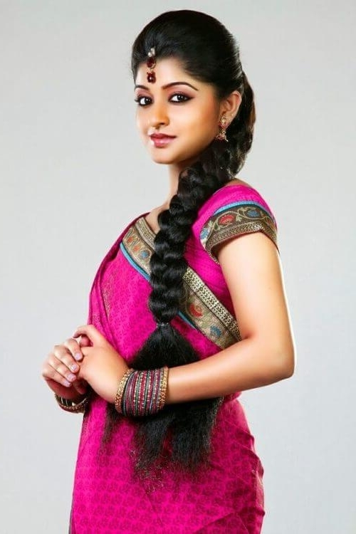 10 Best South Indian Hairstyles You Can Wear With Sarees For Best And Newest Indian Braided Hairstyles (View 1 of 15)
