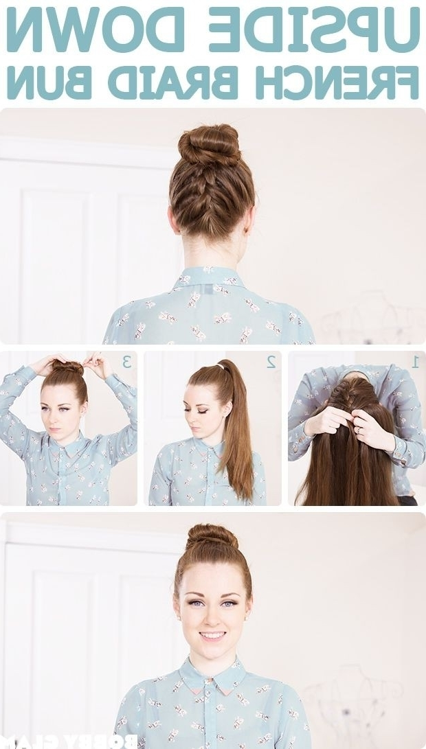 10 French Braids Hairstyles Tutorials: Everyday Hair Styles Regarding Recent Braided Everyday Hairstyles (View 10 of 15)