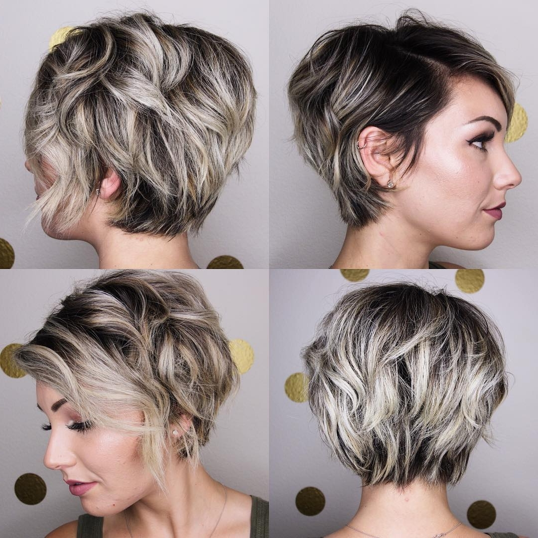 10 Peppy Pixie Cuts – Boy Cuts & Girlie Cuts To Inspire, 2018 Short Regarding Latest Pixie Bob Haircuts (View 8 of 15)