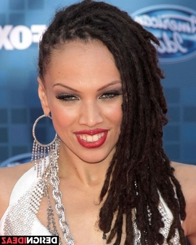 100 Best Black Braided Hairstyles – 2017 In Latest Braided Hairstyles For Women Over (View 15 of 15)