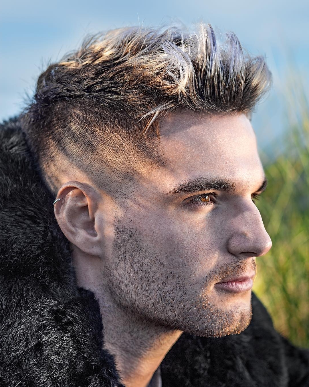100+ Cool Short Haircuts For Men (2018 Update) Inside Current Messy Tapered Pixie Haircuts (View 13 of 15)