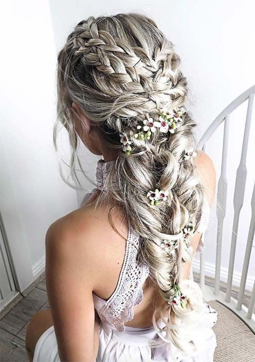 100 Ridiculously Awesome Braided Hairstyles To Inspire You   Hair Regarding Newest Queen Braided Hairstyles (View 2 of 15)