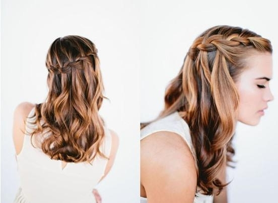 100 Stepstep Braided Hairstyles For Long Hair & Short Hair Within Recent Elegant Braid Hairstyles (View 1 of 15)
