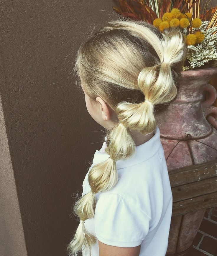 12 Best Braided Jewels Images On Pinterest | Gems, Gemstones And Jewel Within Most Popular French Braid Hairstyles With Bubbles (View 4 of 15)