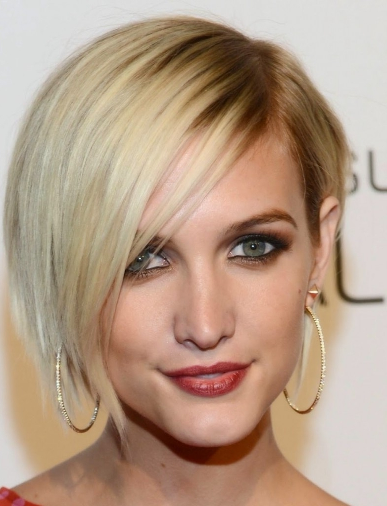 12 Long Pixie Cuts, Bangs And Bob You Will Ever Need Throughout 2018 Blonde Pixie Haircuts With Short Angled Layers (View 10 of 15)