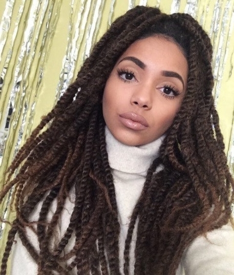 12 Looks That'll Make You Wanna Get Box Twists, Like Right Now Regarding Most Up To Date Twist From Box Braids Hairstyles (View 9 of 15)