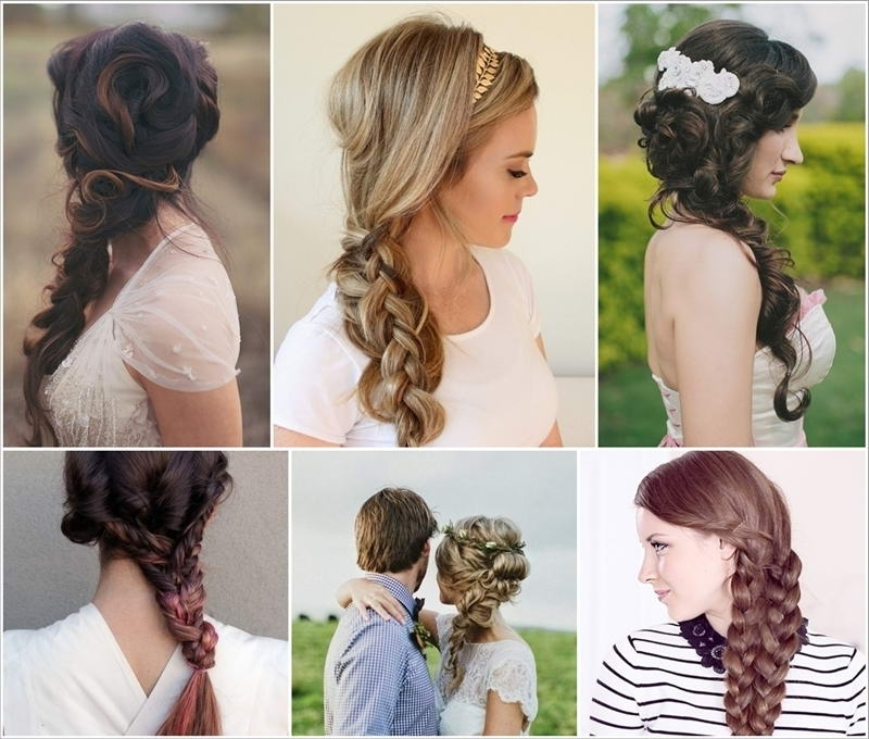 12 Stunning Mermaid Braid Hairstyles With Most Recent Mermaid Braid Hairstyles (View 12 of 15)