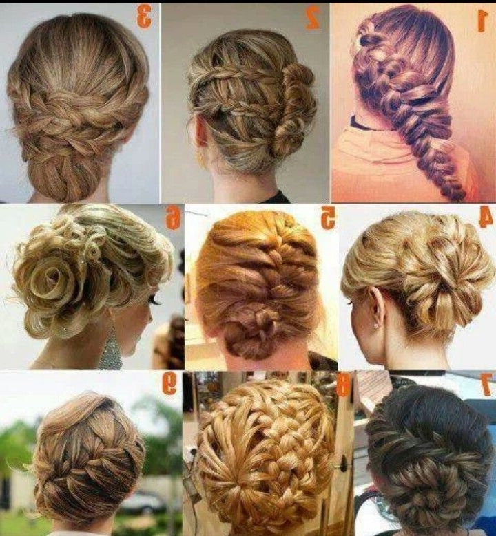 130 Best Braided Hair Styles Images On Pinterest | Braided Throughout Best And Newest Braided Hairstyles For Dance (View 5 of 15)