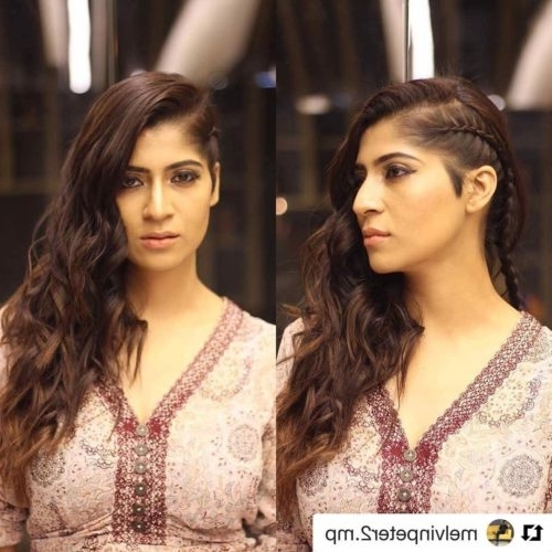 14 Cutest Indian Braid Hairstyles You Will Absolutely Adore With Regard To Latest Indian Braided Hairstyles (View 4 of 15)