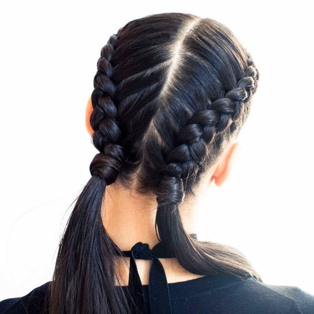 15 Pretty Ways To Rock Boxer Braids | Brit + Co Pertaining To Most Recent Intricate Boxer Braids Hairstyles (View 2 of 15)