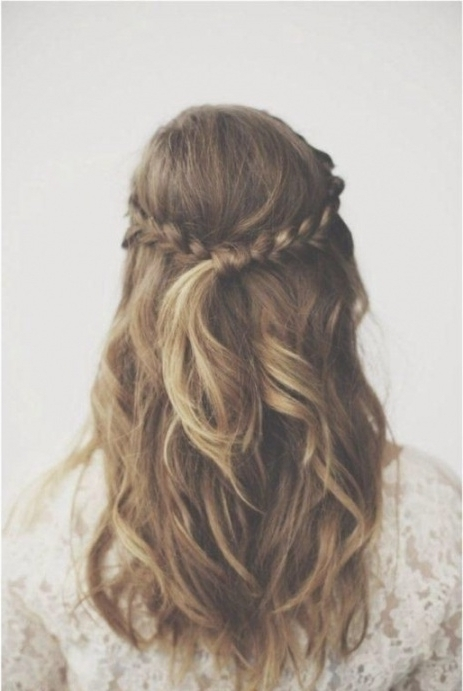16 Perfect Braided Hairstyles For Women – Pretty Designs Inside With Most Up To Date Down Braided Hairstyles (View 6 of 15)