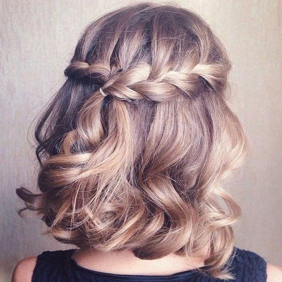 17 Peinados Con Trenzas, Fáciles Tutoriales Paso A Paso | Hair Style Pertaining To 2018 Braided Lob Hairstyles (View 5 of 15)