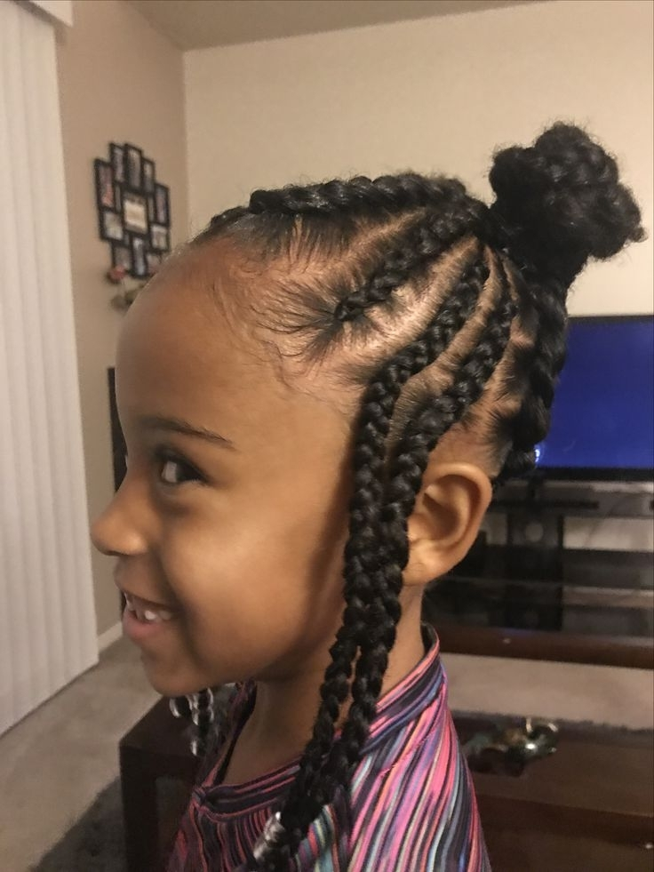 19 Best Braids Images On Pinterest | Braid Hairstyles, Braids And Within Latest Nubian Princess Fulani Braid Pullback (View 4 of 15)