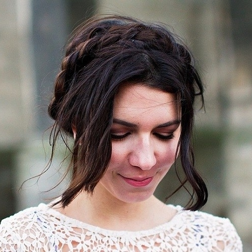 20 Best Milkmaid Hairstyles – Pretty Milkmaid Braid For Women For Most Recent Milkmaid Braids Hairstyles (View 9 of 15)