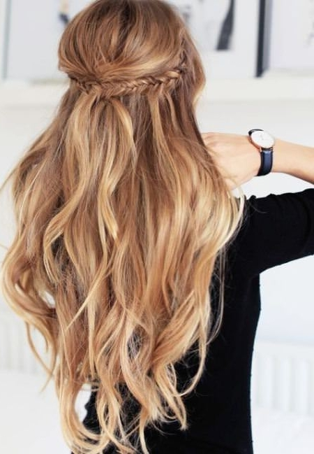 20 Super Chic Hairstyles For Straight Hair In Recent Braided Hairstyles For Straight Hair (View 9 of 15)