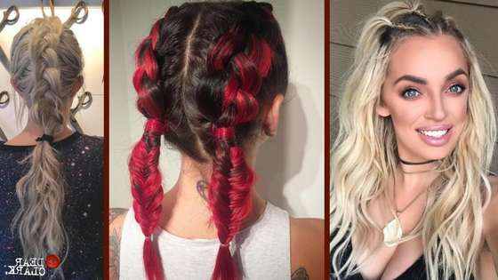 2017 Spring & Summer Hair Trends: Must Have Hairstyles You'll Love Within Most Recent Braided Hairstyles For Summer (View 12 of 15)
