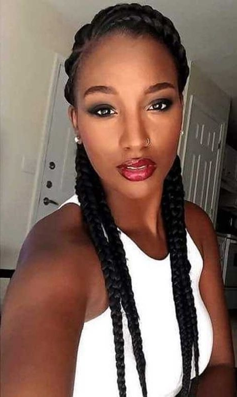 2018 Braided Hairstyle Ideas For Black Women – The Style News Network In Current Braided Hairstyles For Women (View 9 of 15)