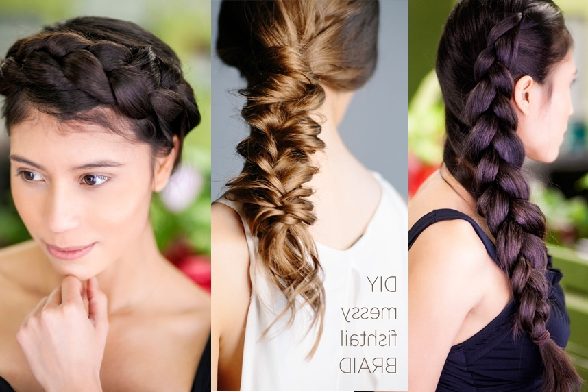 21 Braids For Long Hair That You'll Love! With Most Current Long Braided Hairstyles (View 15 of 15)