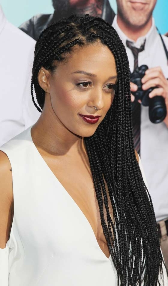 23 Elegant Cornrow Braids For Black Women With Most Up To Date Elegant Cornrows Hairstyles (View 3 of 15)
