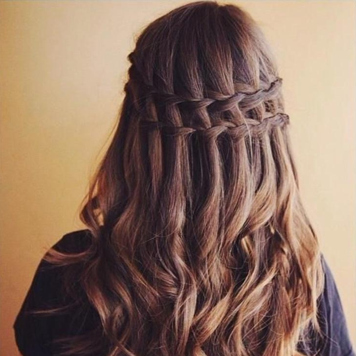 25 Amazing Braids Ideas For Special Occasion Pertaining To Newest Braids And Waves For Any Occasion (View 10 of 15)