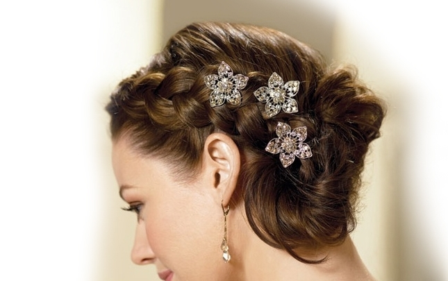 25 Quinceanera Hairstyles For Girls   Hairstylo Pertaining To Recent Braided Quinceaneras Hairstyles (View 9 of 15)
