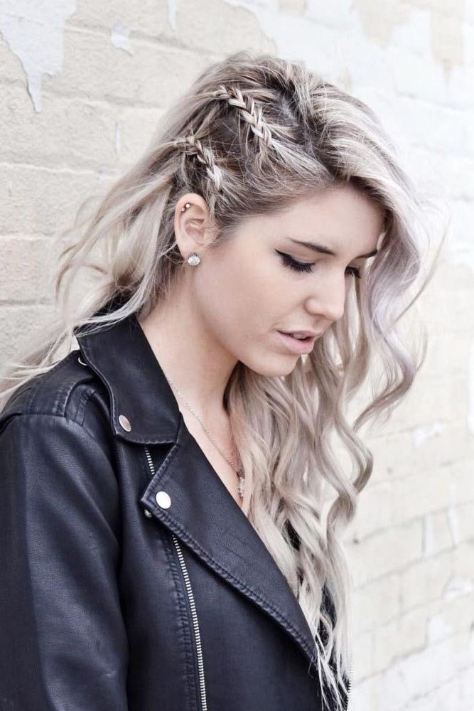 27 Elegant Side Braid Ideas To Style Your Long Hair | Hair Hair Hair With Regard To 2018 Side Braid Hairstyles For Long Hair (View 9 of 15)