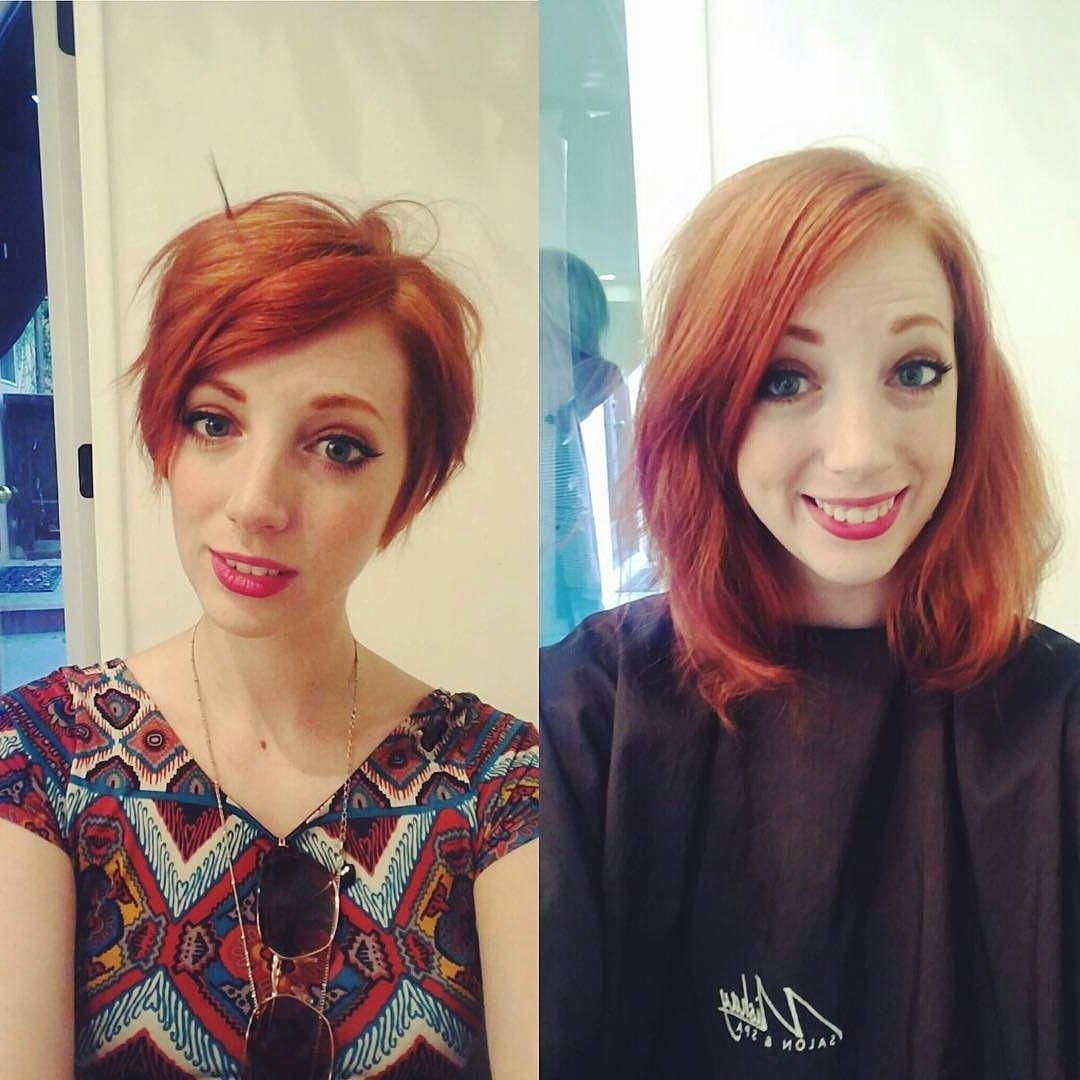 27 Hot Pixie Cuts To Copy In 2018 | Hairstyle Guru Pertaining To Most Recently Long Red Pixie Haircuts (View 4 of 15)