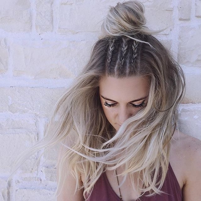 28 Cute Braided Hairstyles For 2017 – Young Hip Fit Within Best And Newest Cute Braided Hairstyles (View 12 of 15)