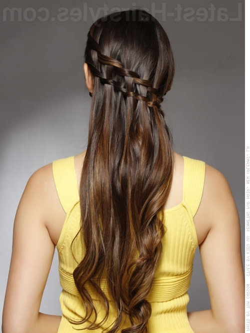 29 Prom Hairstyles For Long Hair That Are Gorgeous (Updated For 2018) With Regard To Current Braided Glam Hairstyles (View 4 of 15)