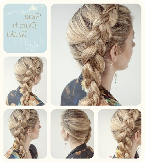 3 Easy Ways Back To School Hairstyles – Vpfashion With Regard To Best And Newest Braided Hairstyles For School (View 13 of 15)