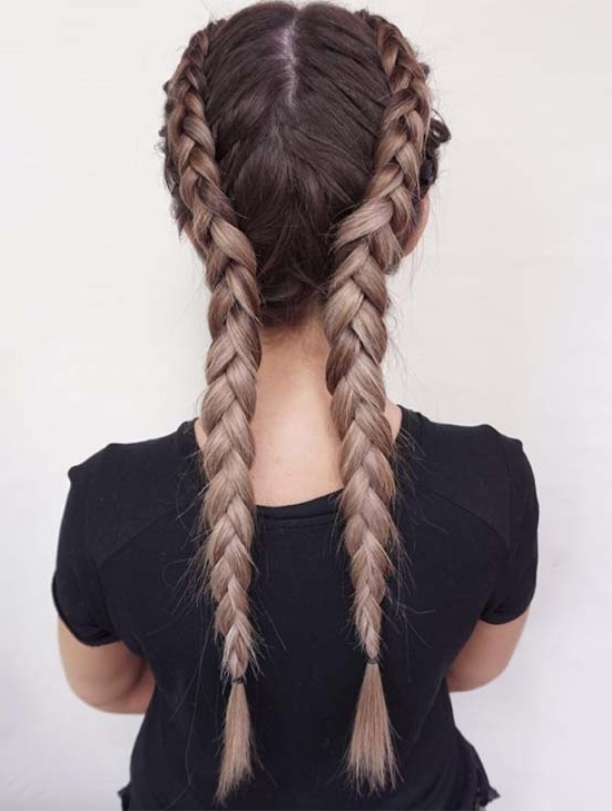 30 Badass Boxer Braids You Need To Try | Fashionisers In Latest Intricate Boxer Braids Hairstyles (View 9 of 15)