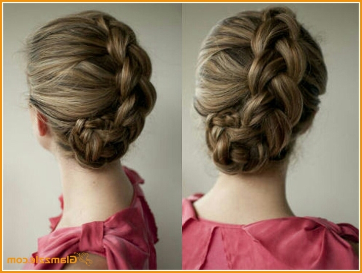 30 Beautiful Braided Tutorials – Artzycreations Intended For Most Popular French Braids In Flower Buns (View 13 of 15)