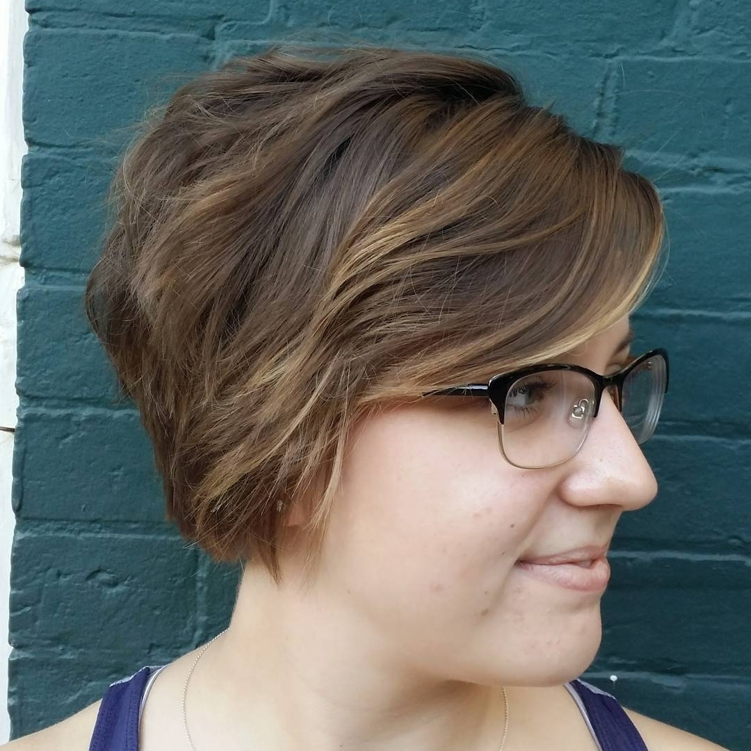 30 Stunning Curly & Straight Pixie Haircuts For 2018 | Styles Weekly Intended For Most Recent Imperfect Pixie Haircuts (View 3 of 15)