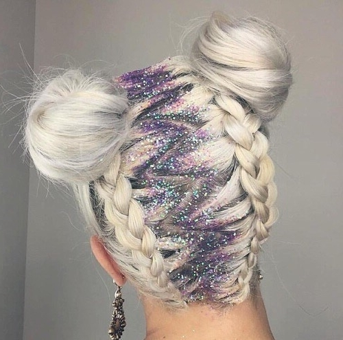 30 Upside Down Braids For More Interesting Updos Throughout Best And Newest Upside Down French Braid Hairstyles (View 8 of 15)