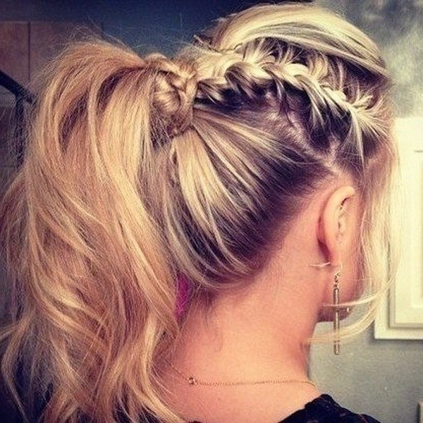 32 Epic Dance Hairstyles To Make You Feel Confident Regarding Latest Braided Hairstyles For Dance (View 15 of 15)