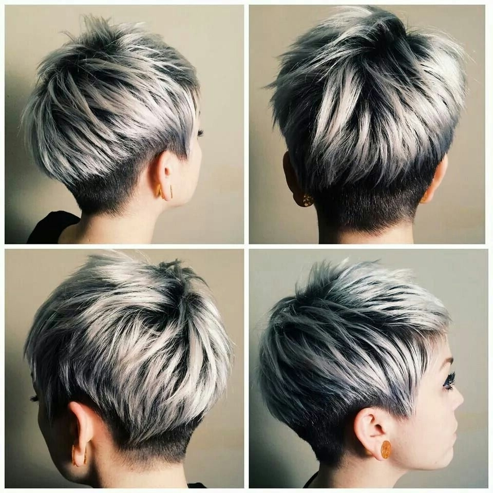 32 Stylish Pixie Haircuts For Short Hair | Great Short Hair For Most Recent Tousled Pixie With Undercut (View 15 of 15)