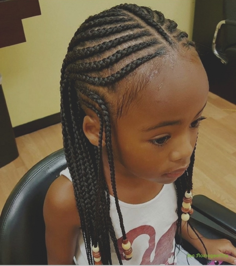 34 Best Of Cute Black Braided Hairstyles For Girls Trends Hairstyle For Most Up To Date Braided Hairstyles For Girls (View 7 of 15)