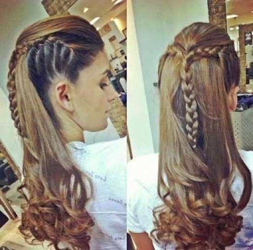 35 Long Hair Braids Styles   Hairstyles & Haircuts 2016 – 2017 Intended For Most Recently Long Braided Hairstyles (View 13 of 15)