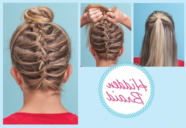 4 Hairstyles For Runners (With Step By Step Directions)! | Page 2 Of For Latest Braided Hairstyles For Runners (View 8 of 15)