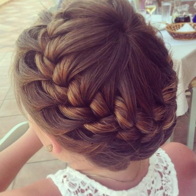 4 Hairstyles For The Beach! In Most Popular Double French Braid Crown Hairstyles (View 5 of 15)