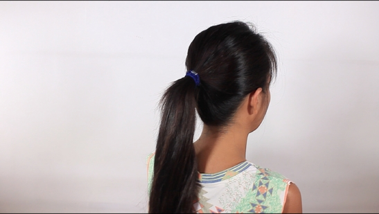 4 Ways To Make A Braided Bun – Wikihow In Latest Messy Flipped Braid And Bun Hairstyles (View 5 of 15)