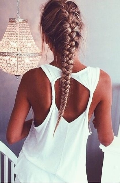40 Different Types Of Braids For Hairstyle Junkies And Gurus Inside Best And Newest Two Classic Braids Hairstyles (View 15 of 15)