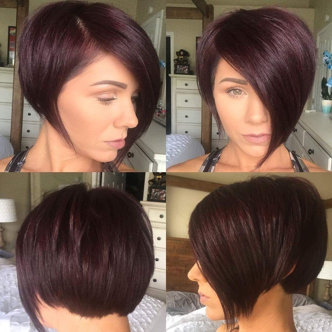 40+ Smart Pixie Haircuts Which Will Convince You To Chop Your Hair With Newest Tapered Pixie Haircuts With Long Bangs (View 15 of 15)